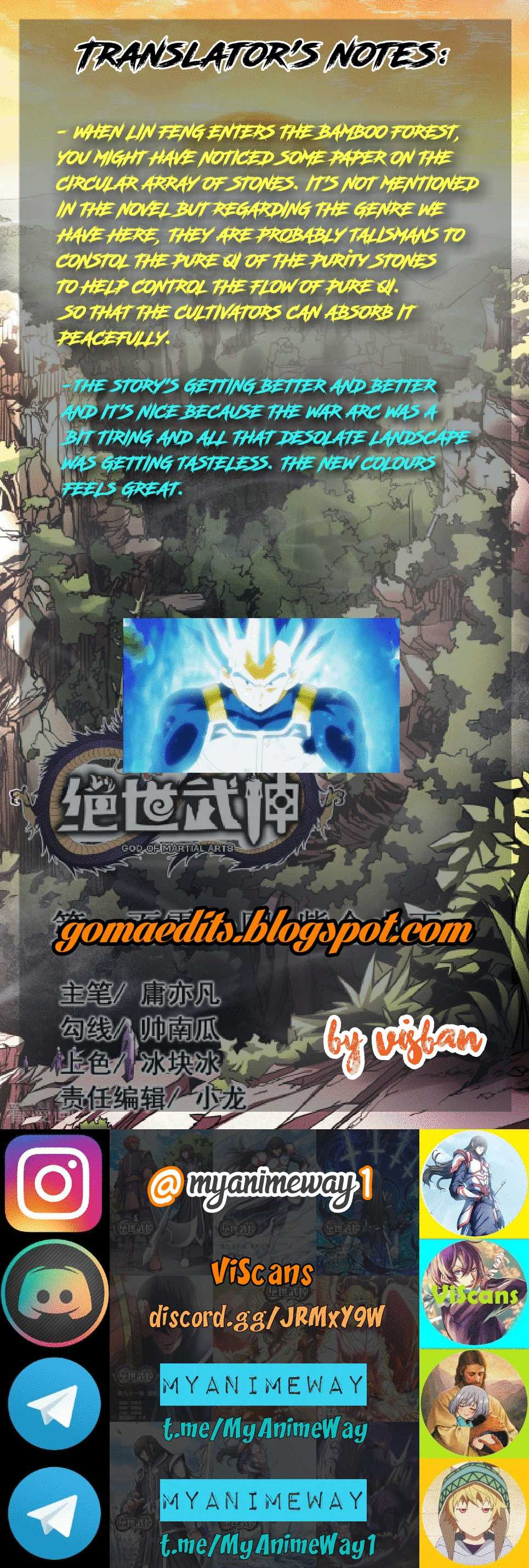 God Of Martial Arts Chapter 101.1  Online Free Manga Read Image 30