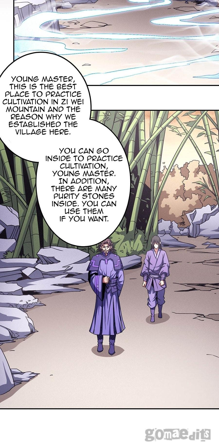 God Of Martial Arts Chapter 101.1  Online Free Manga Read Image 5