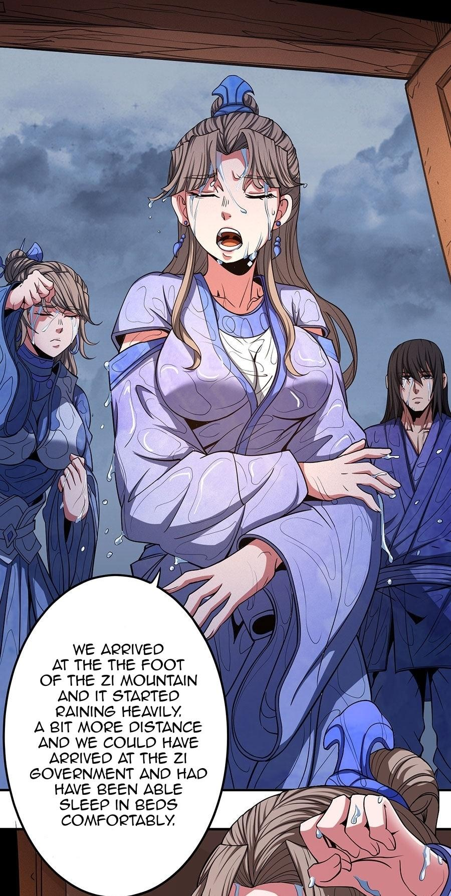 God Of Martial Arts Chapter 101.2  Online Free Manga Read Image 13