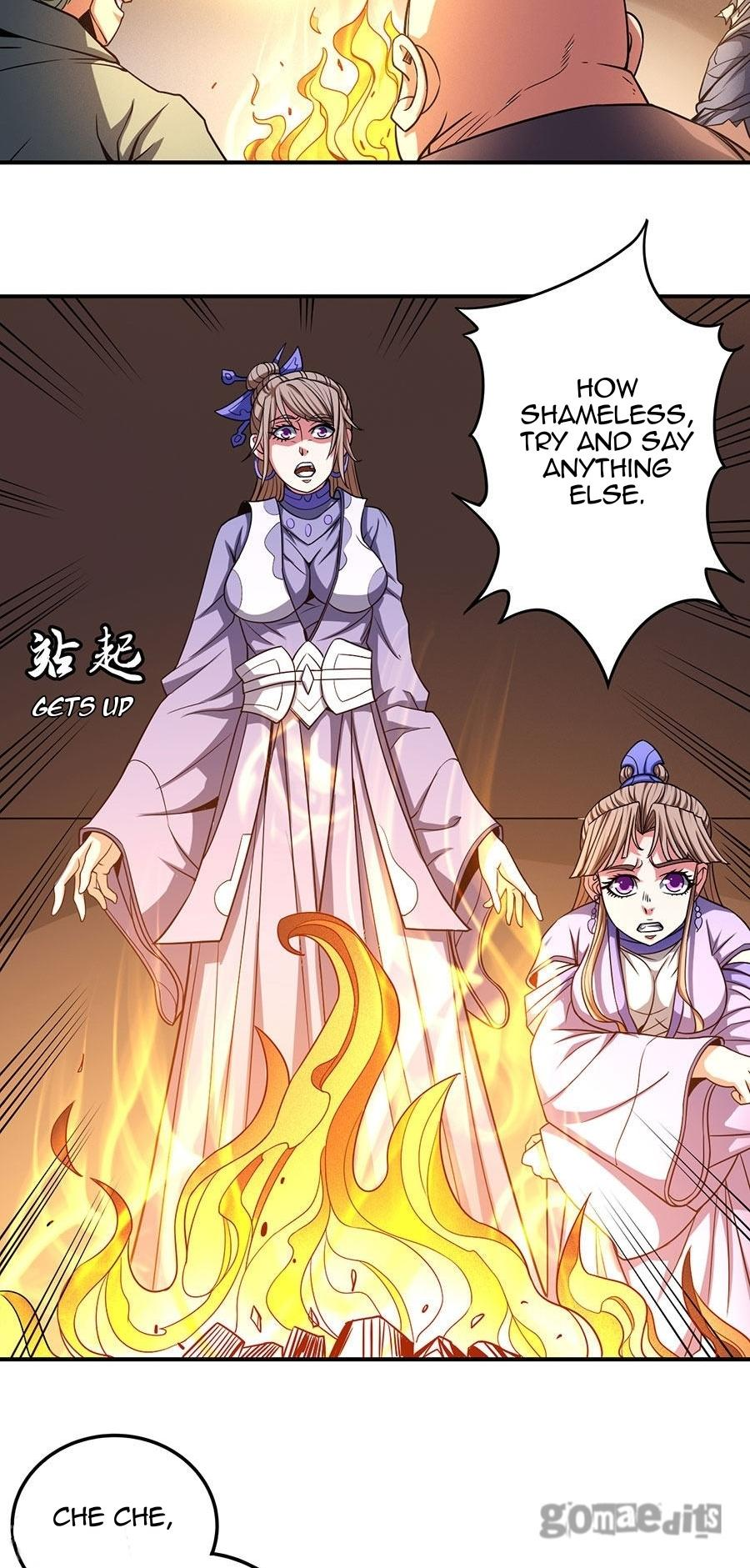 God Of Martial Arts Chapter 101.2  Online Free Manga Read Image 23