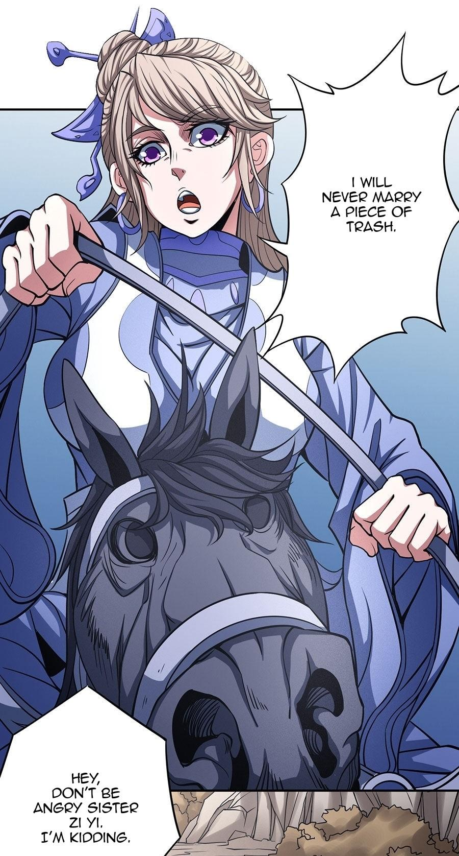 God Of Martial Arts Chapter 101.2  Online Free Manga Read Image 8
