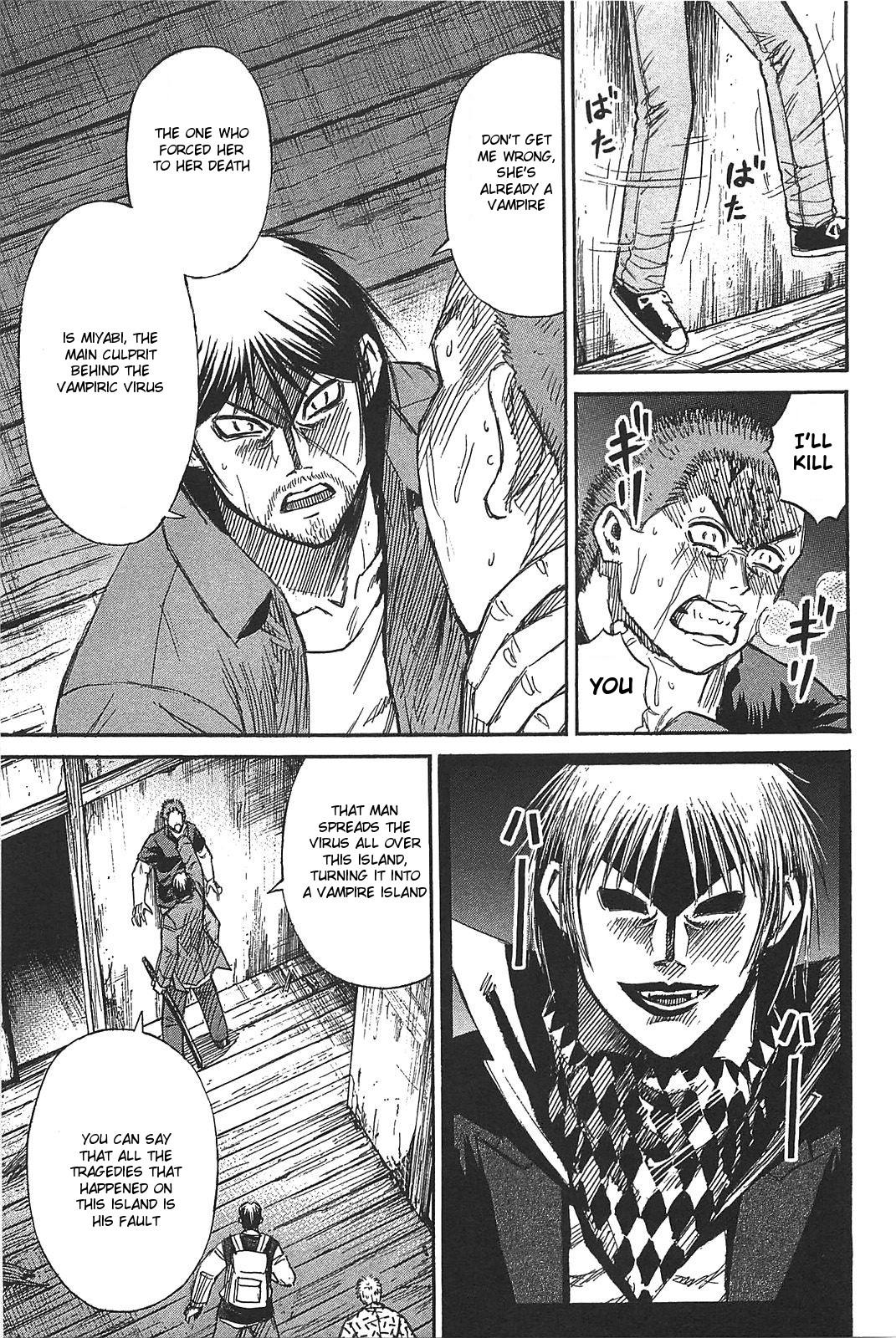 Higanjima Last 47 Days Chapter 22  Online Free Manga Read Image 14