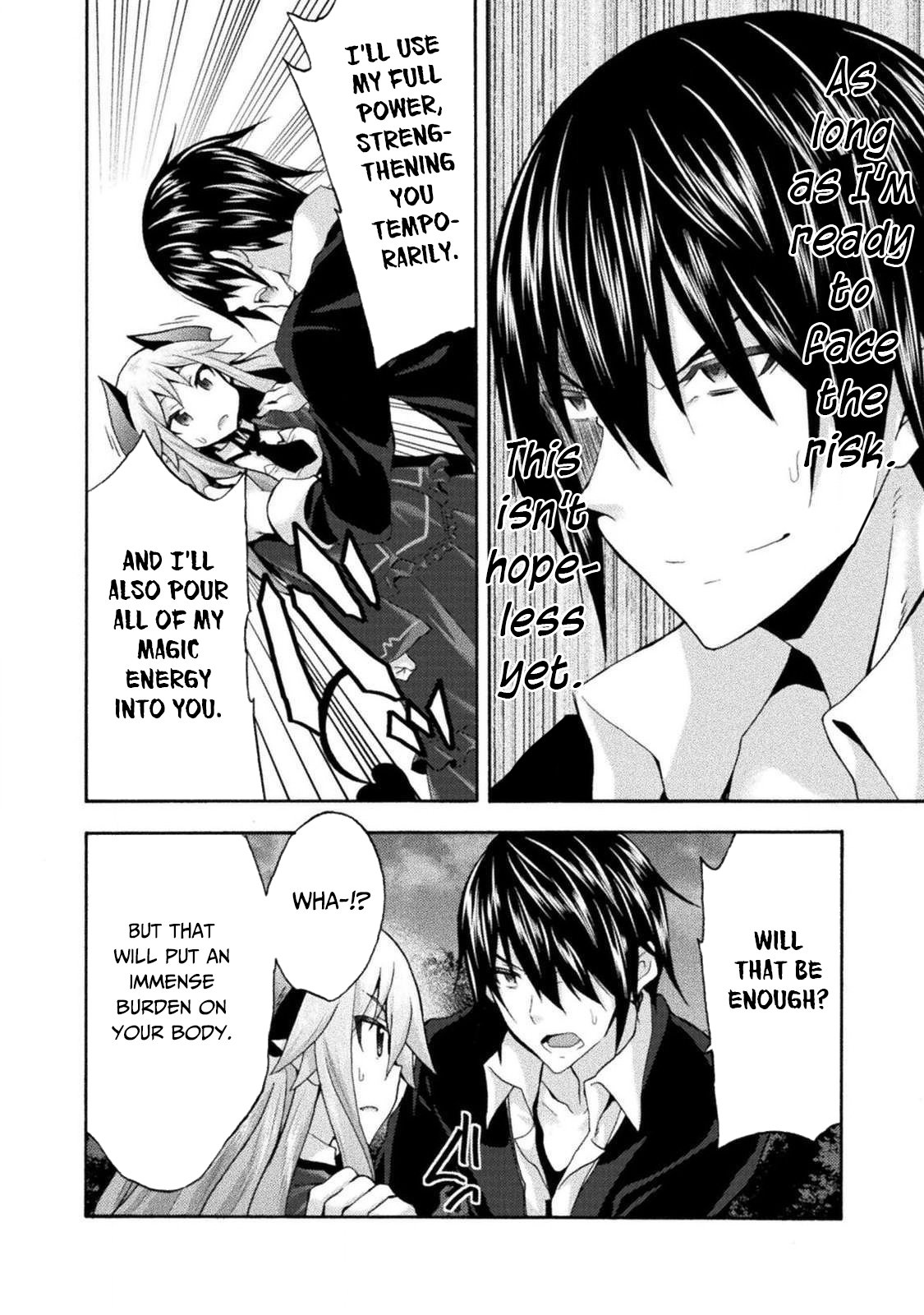 Himekishi Ga Classmate Chapter 30  Online Free Manga Read Image 9