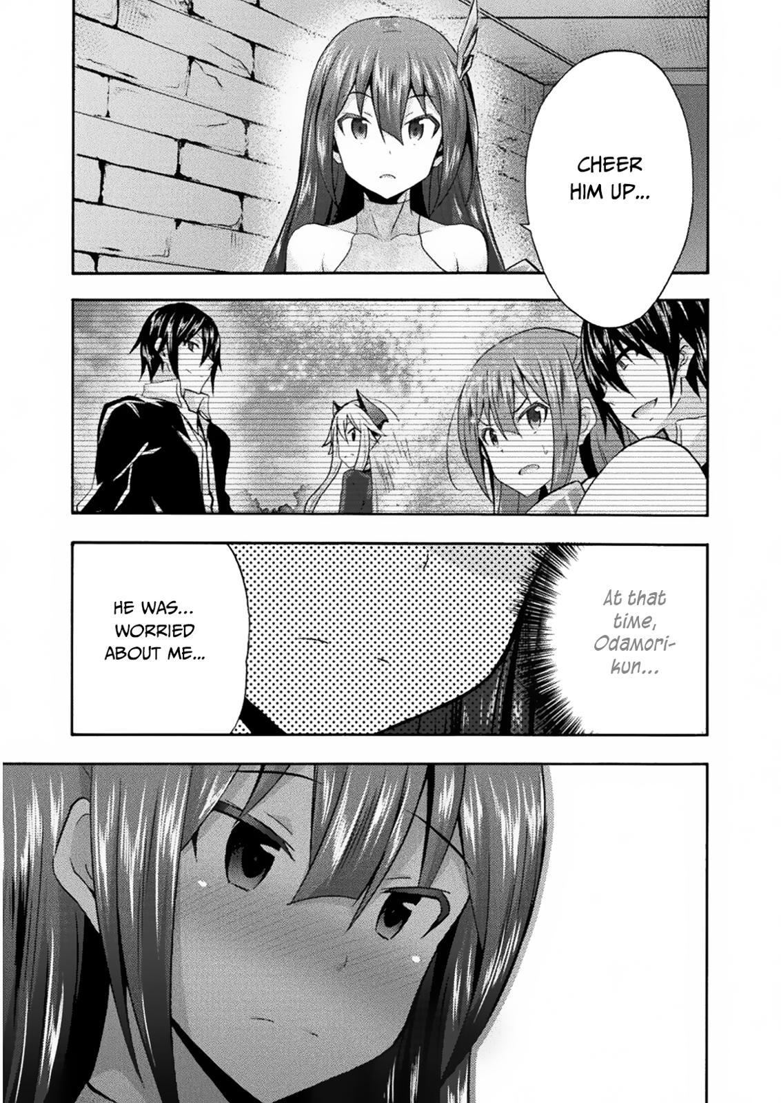 Himekishi Ga Classmate Chapter 31  Online Free Manga Read Image 27
