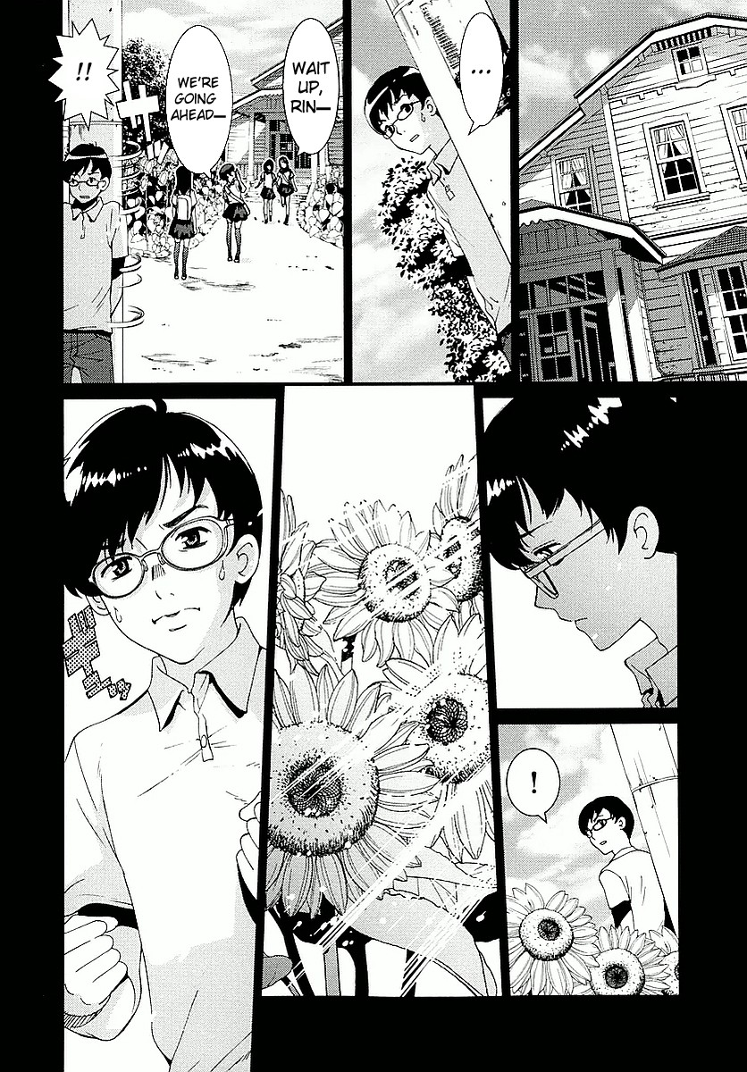Hinata ni Rin to Saku Himawarisou Chapter 1  Online Free Manga Read Image 10