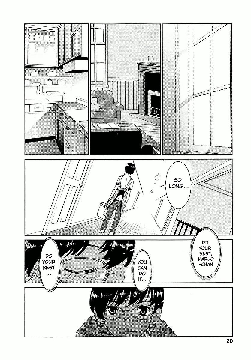 Hinata ni Rin to Saku Himawarisou Chapter 1  Online Free Manga Read Image 21