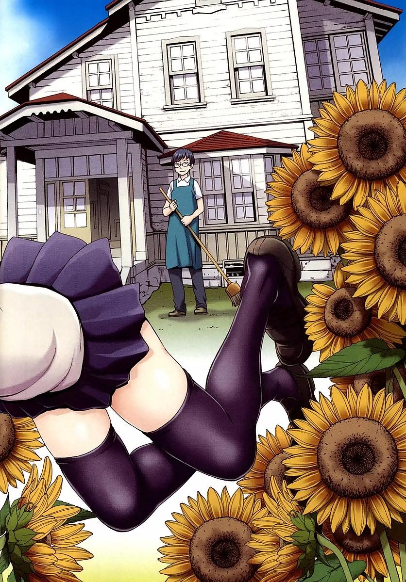Hinata ni Rin to Saku Himawarisou Chapter 1  Online Free Manga Read Image 6