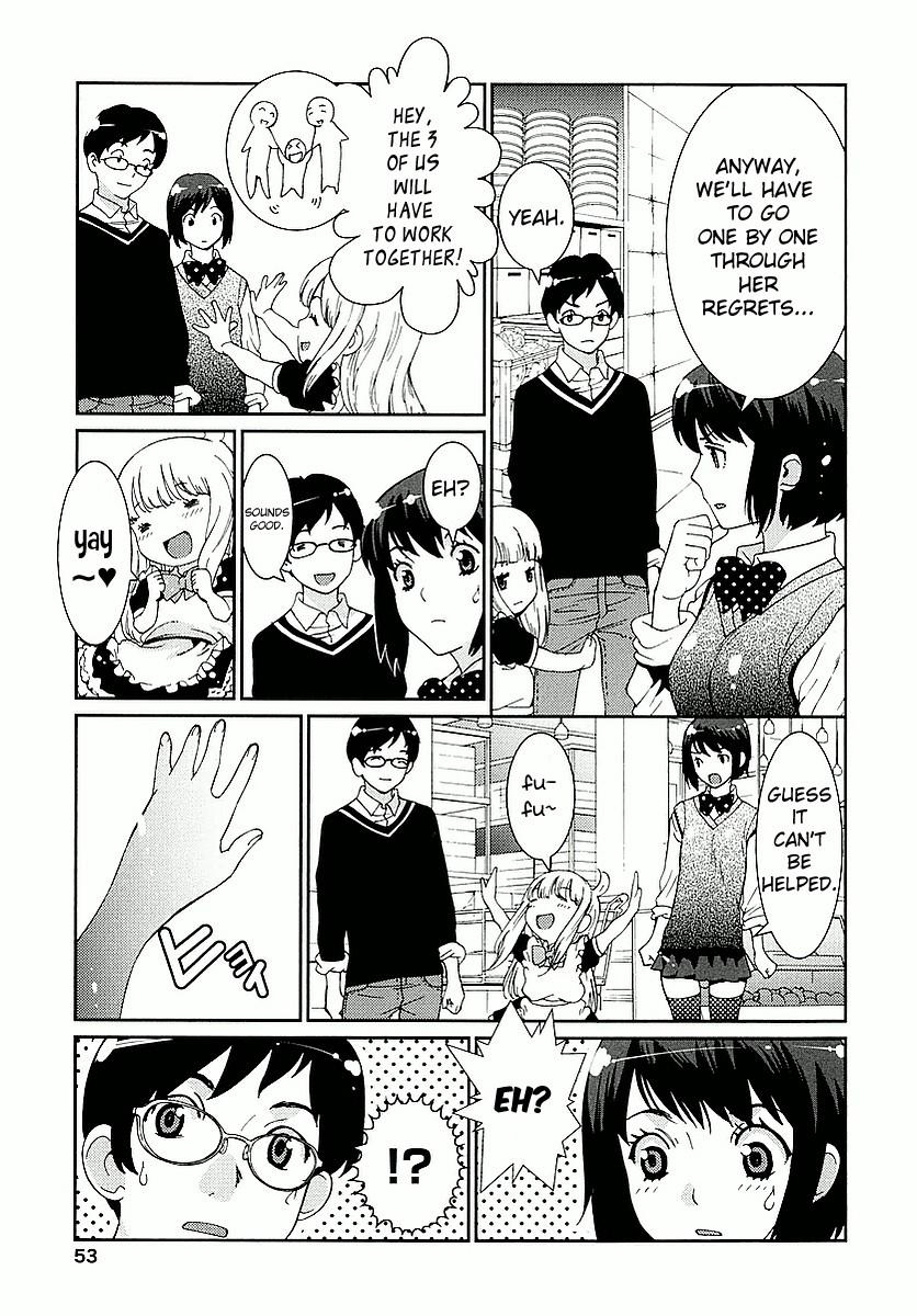 Hinata ni Rin to Saku Himawarisou Chapter 2  Online Free Manga Read Image 7