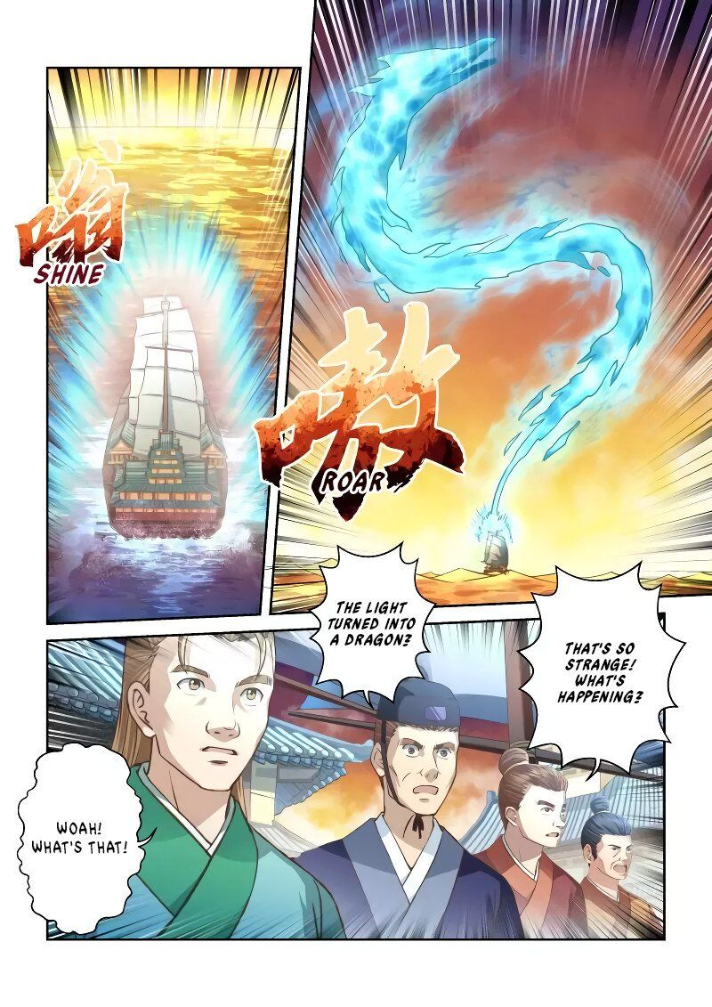 Holy Ancestor Chapter 241  Online Free Manga Read Image 5