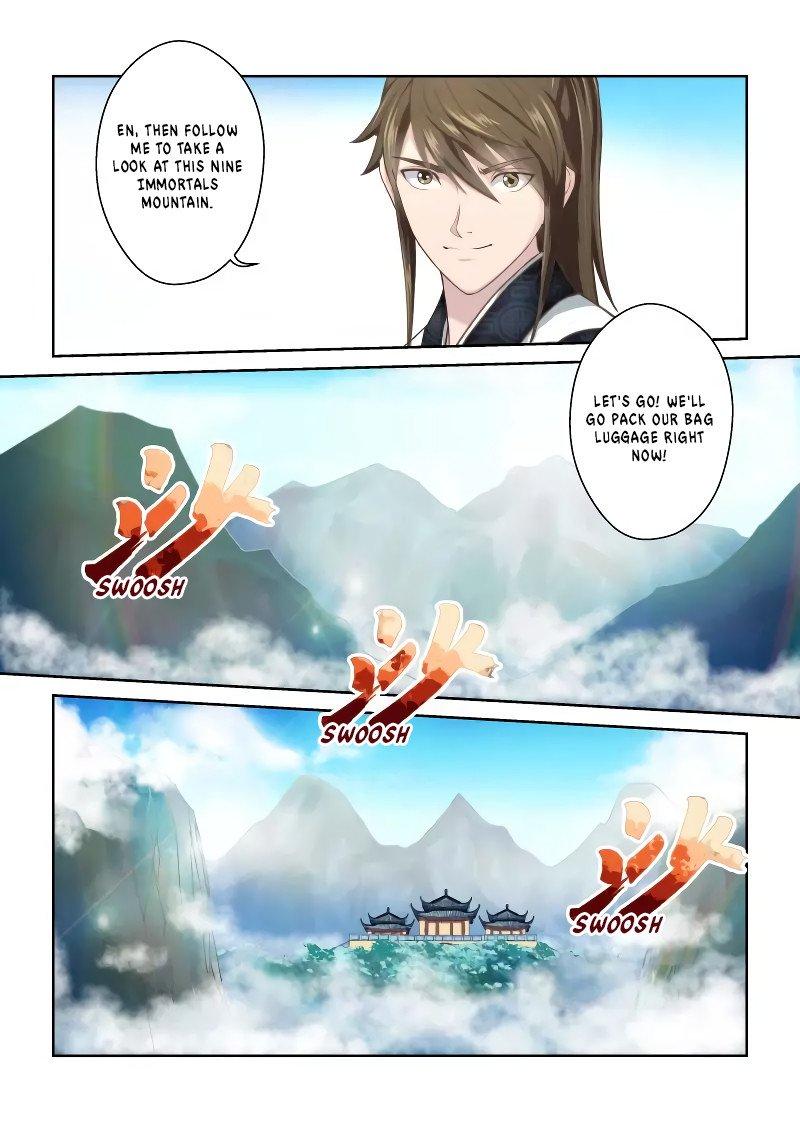 Holy Ancestor Chapter 242  Online Free Manga Read Image 10