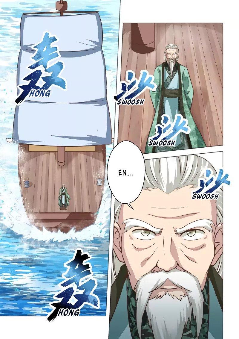 Holy Ancestor Chapter 242  Online Free Manga Read Image 3