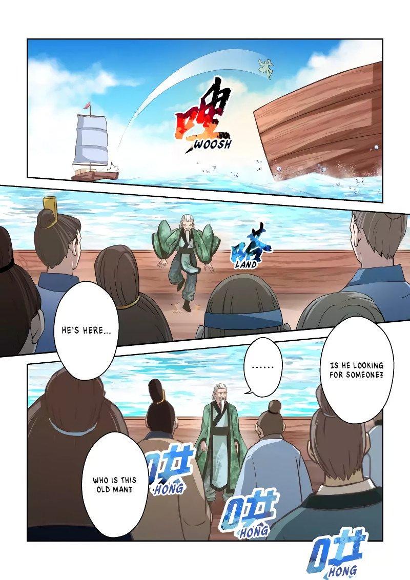 Holy Ancestor Chapter 242  Online Free Manga Read Image 4