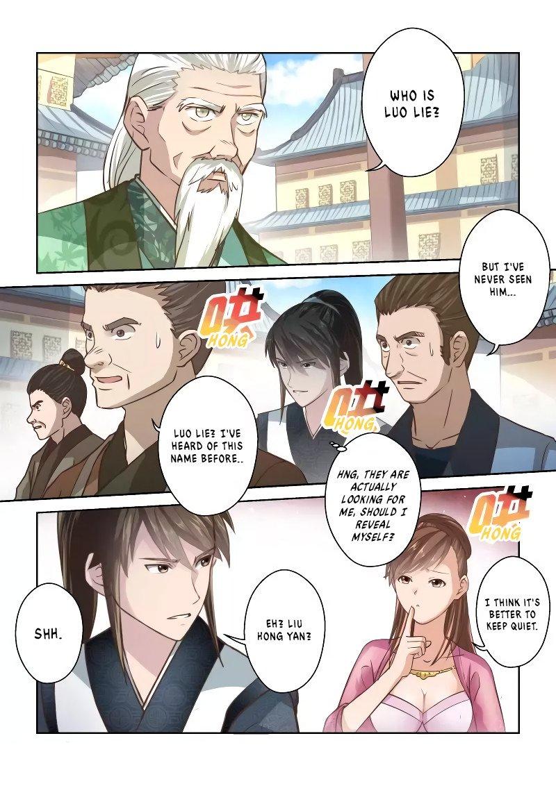 Holy Ancestor Chapter 242  Online Free Manga Read Image 5