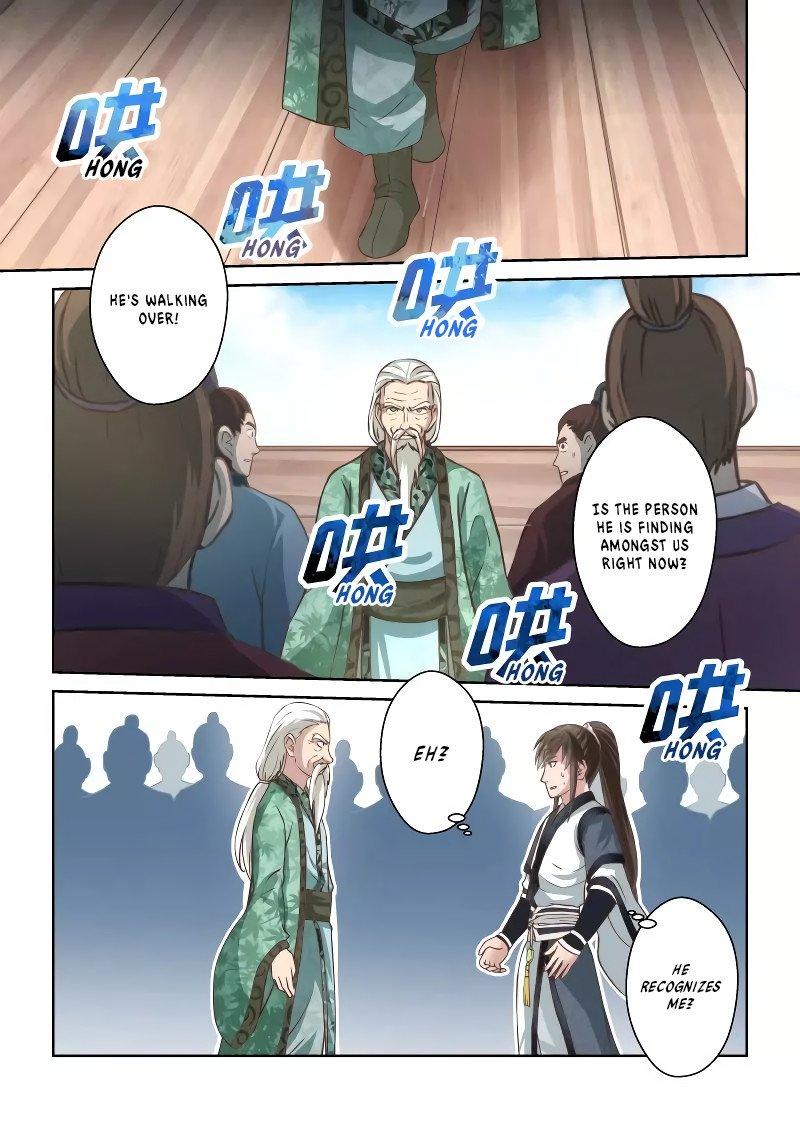 Holy Ancestor Chapter 242  Online Free Manga Read Image 6