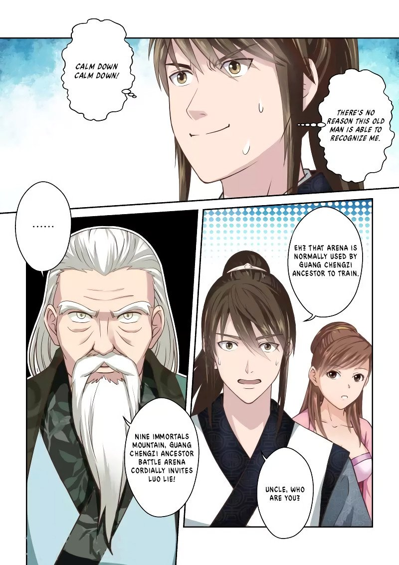 Holy Ancestor Chapter 242  Online Free Manga Read Image 7