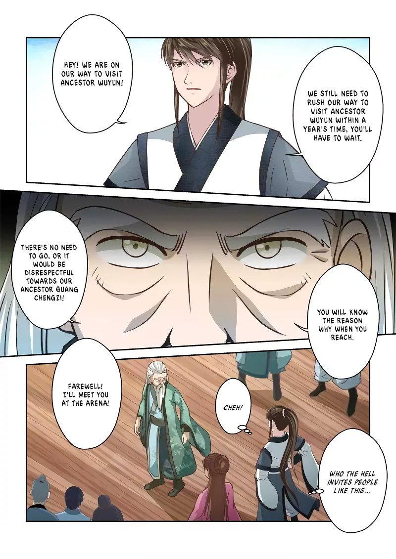 Holy Ancestor Chapter 242  Online Free Manga Read Image 8