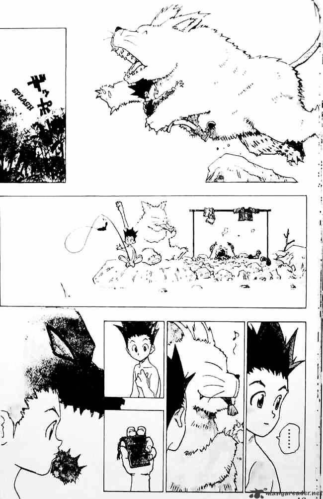 Hunter X Hunter Chapter 1  Online Free Manga Read Image 13