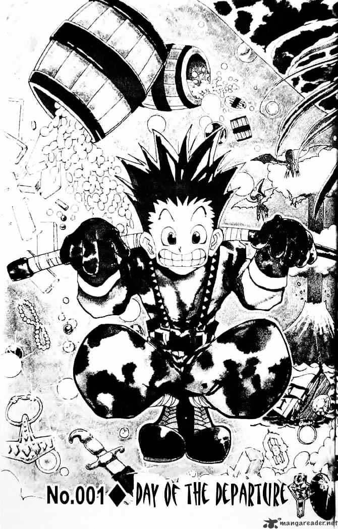 Hunter X Hunter Chapter 1  Online Free Manga Read Image 3