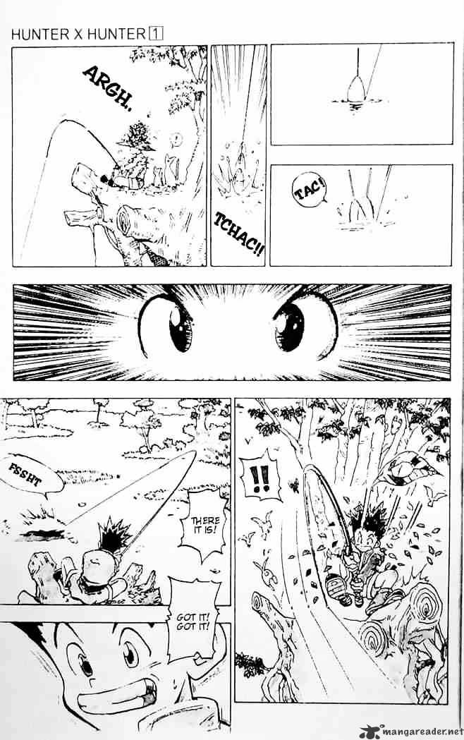 Hunter X Hunter Chapter 1  Online Free Manga Read Image 6