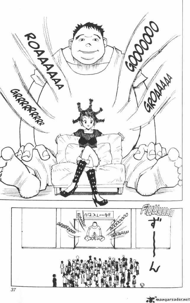 Hunter X Hunter Chapter 10  Online Free Manga Read Image 12
