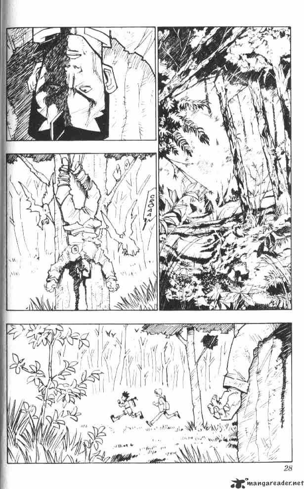 Hunter X Hunter Chapter 10  Online Free Manga Read Image 3