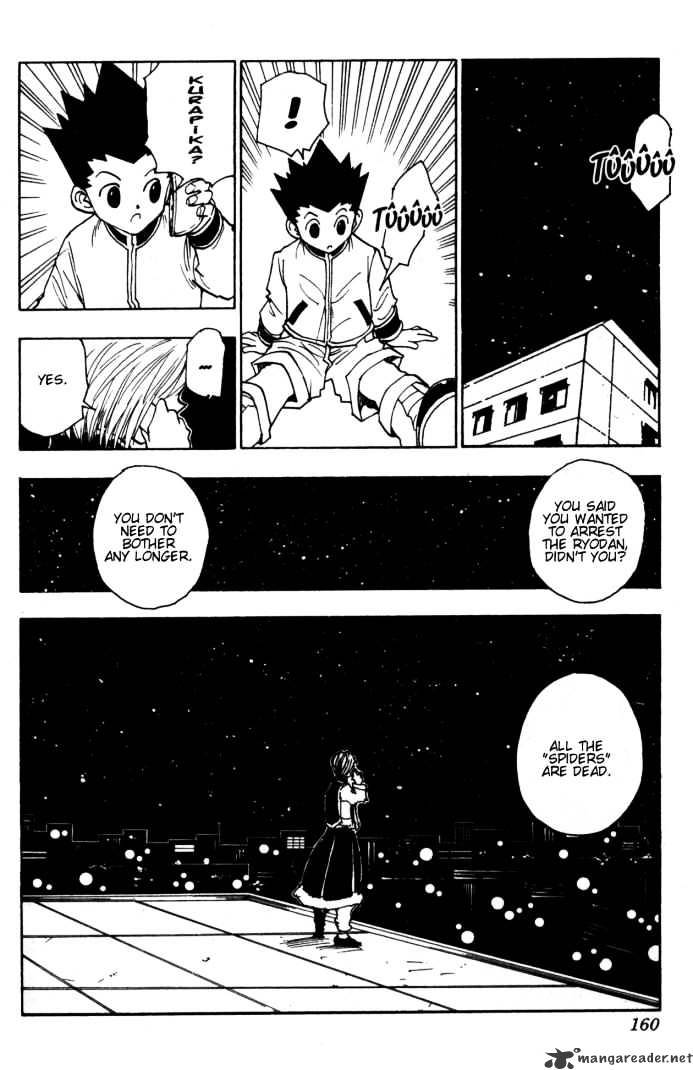 Hunter X Hunter Chapter 101  Online Free Manga Read Image 18