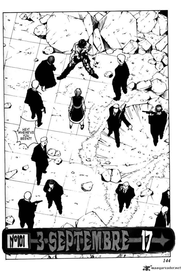 Hunter X Hunter Chapter 101  Online Free Manga Read Image 2