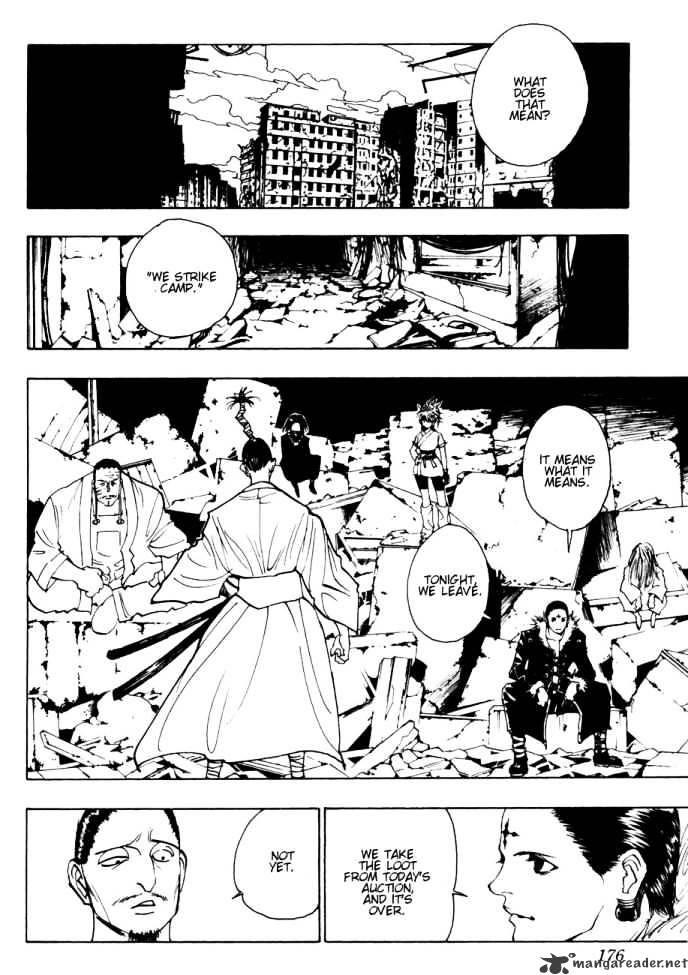 Hunter X Hunter Chapter 102  Online Free Manga Read Image 13