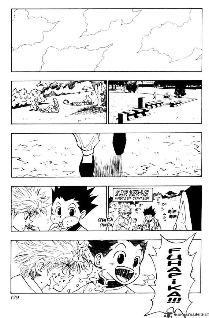 Hunter X Hunter Chapter 102  Online Free Manga Read Image 16