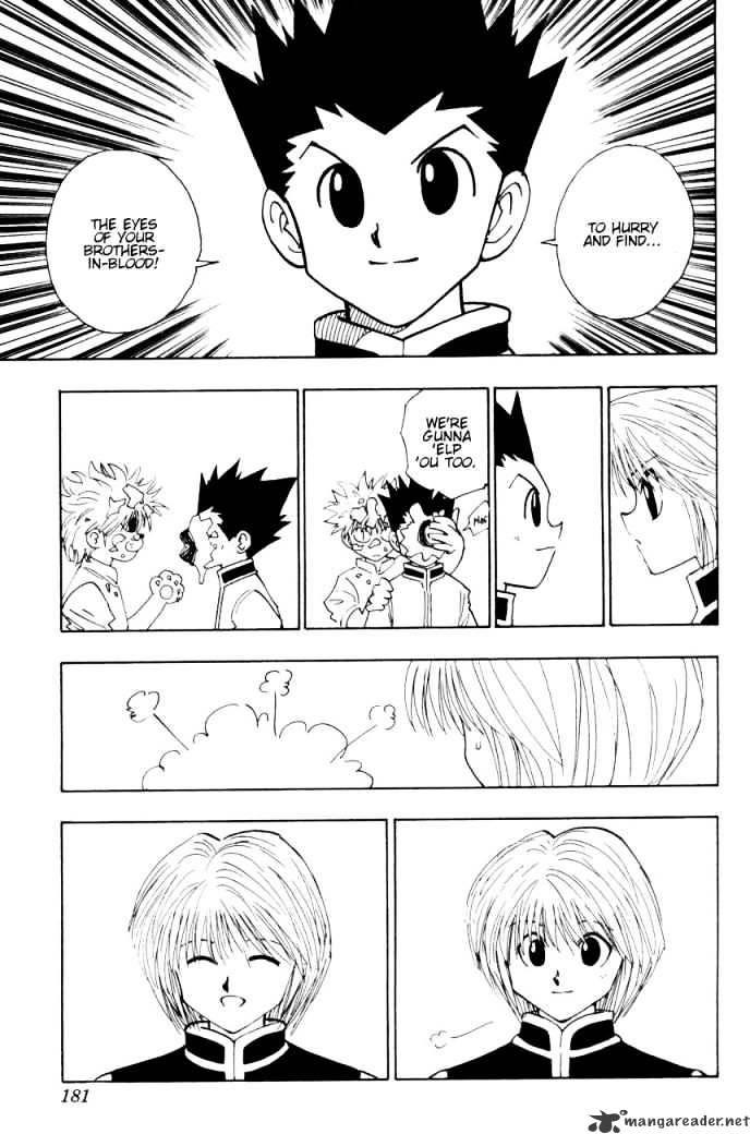 Hunter X Hunter Chapter 102  Online Free Manga Read Image 18