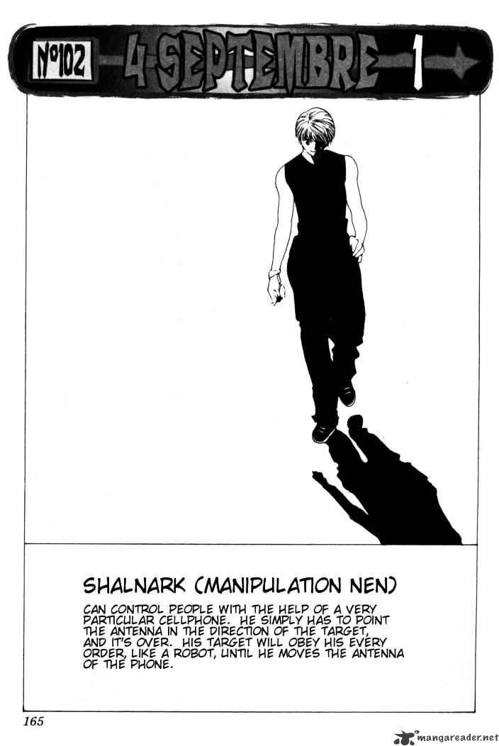 Hunter X Hunter Chapter 102  Online Free Manga Read Image 3
