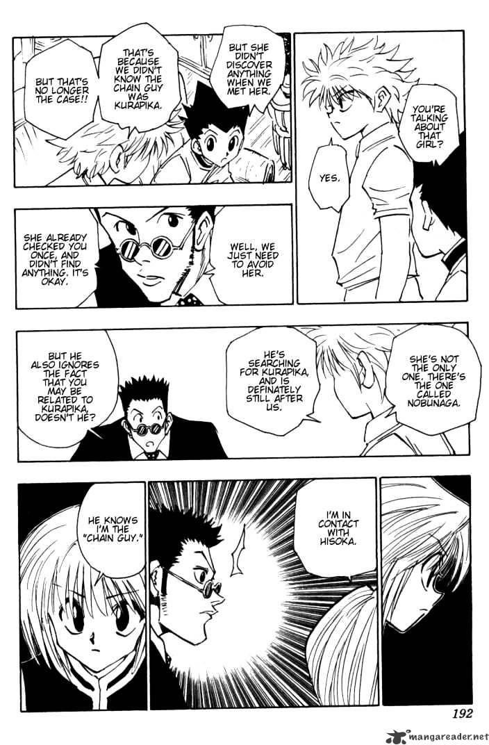 Hunter X Hunter Chapter 103  Online Free Manga Read Image 8