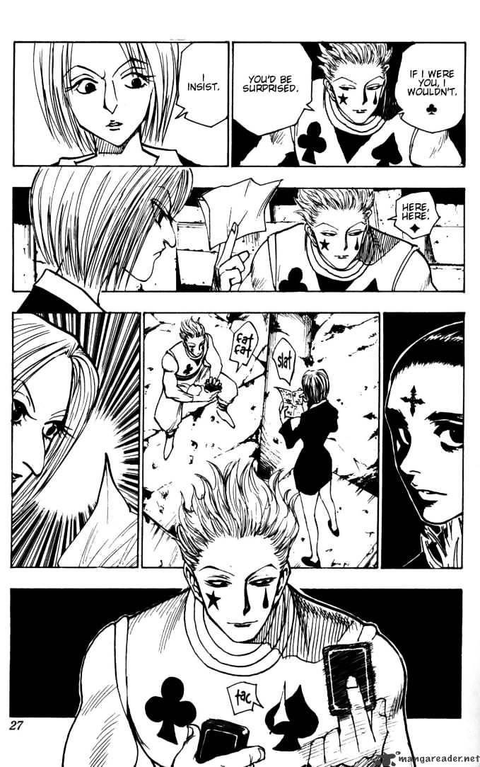 Hunter X Hunter Chapter 105  Online Free Manga Read Image 9