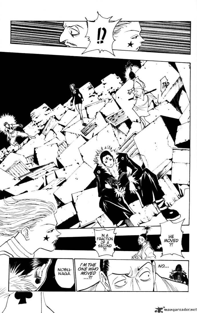 Hunter X Hunter Chapter 106  Online Free Manga Read Image 7