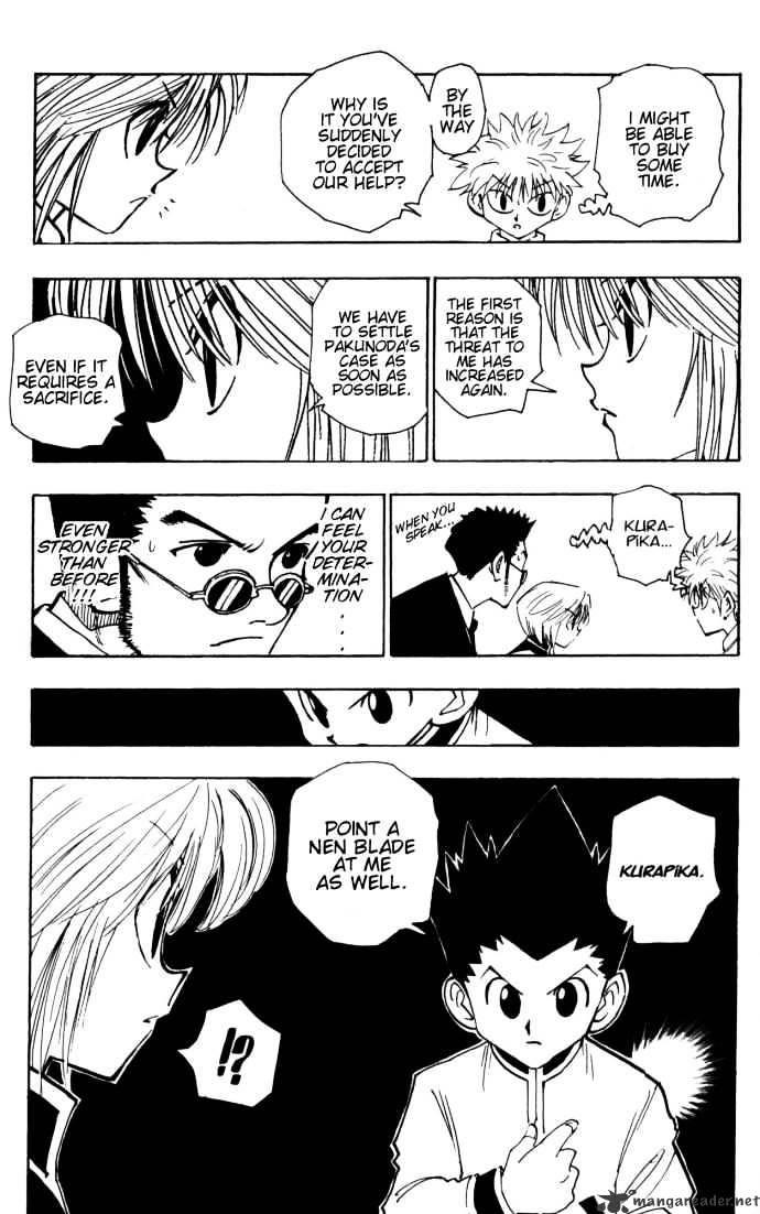 Hunter X Hunter Chapter 107  Online Free Manga Read Image 11