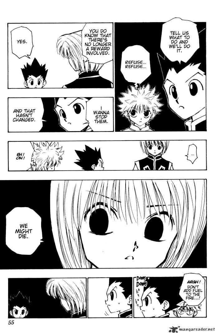 Hunter X Hunter Chapter 107  Online Free Manga Read Image 7