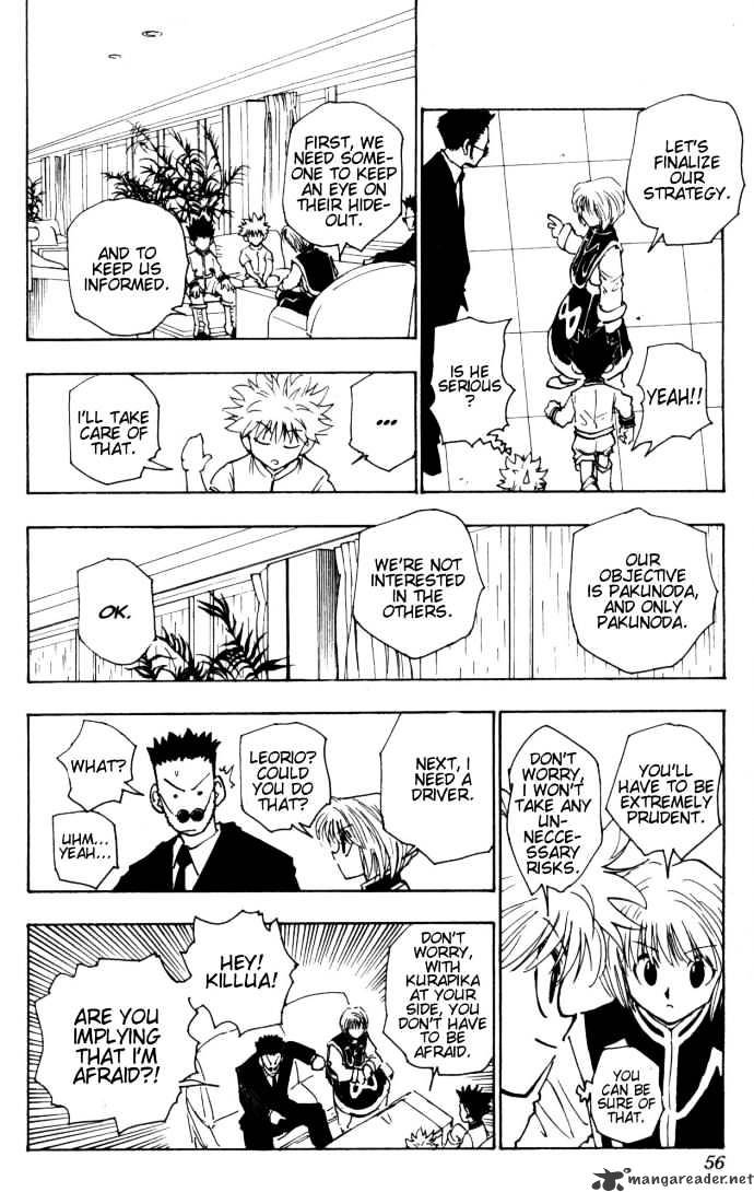 Hunter X Hunter Chapter 107  Online Free Manga Read Image 8