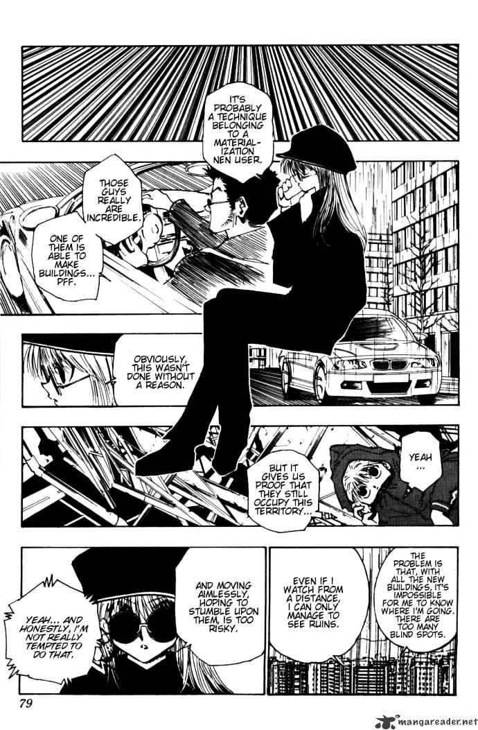 Hunter X Hunter Chapter 109  Online Free Manga Read Image 3