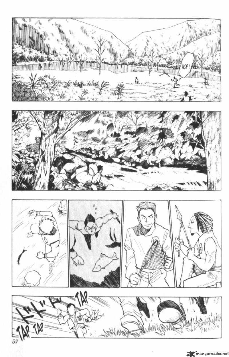 Hunter X Hunter Chapter 11  Online Free Manga Read Image 12
