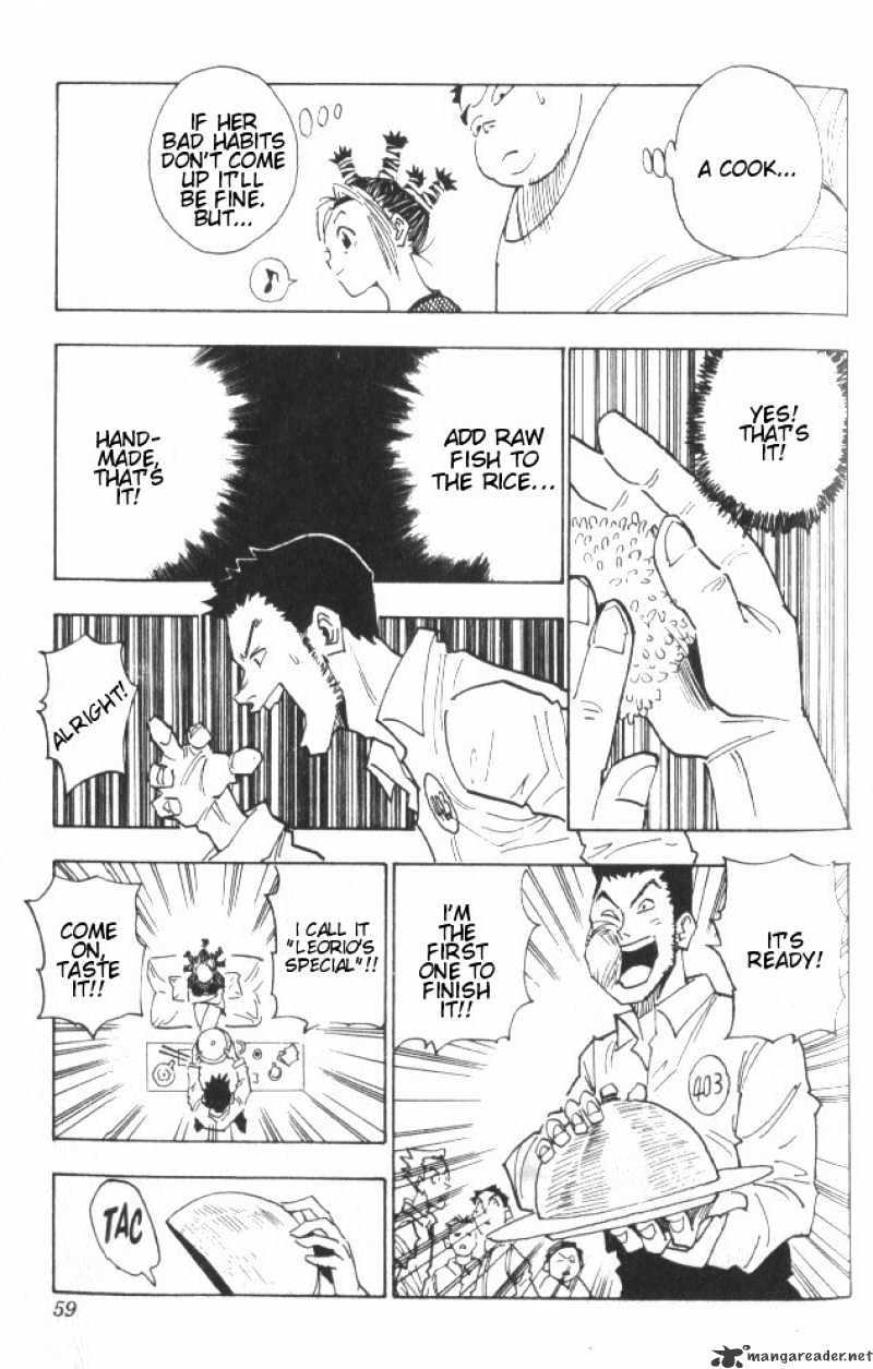 Hunter X Hunter Chapter 11  Online Free Manga Read Image 14