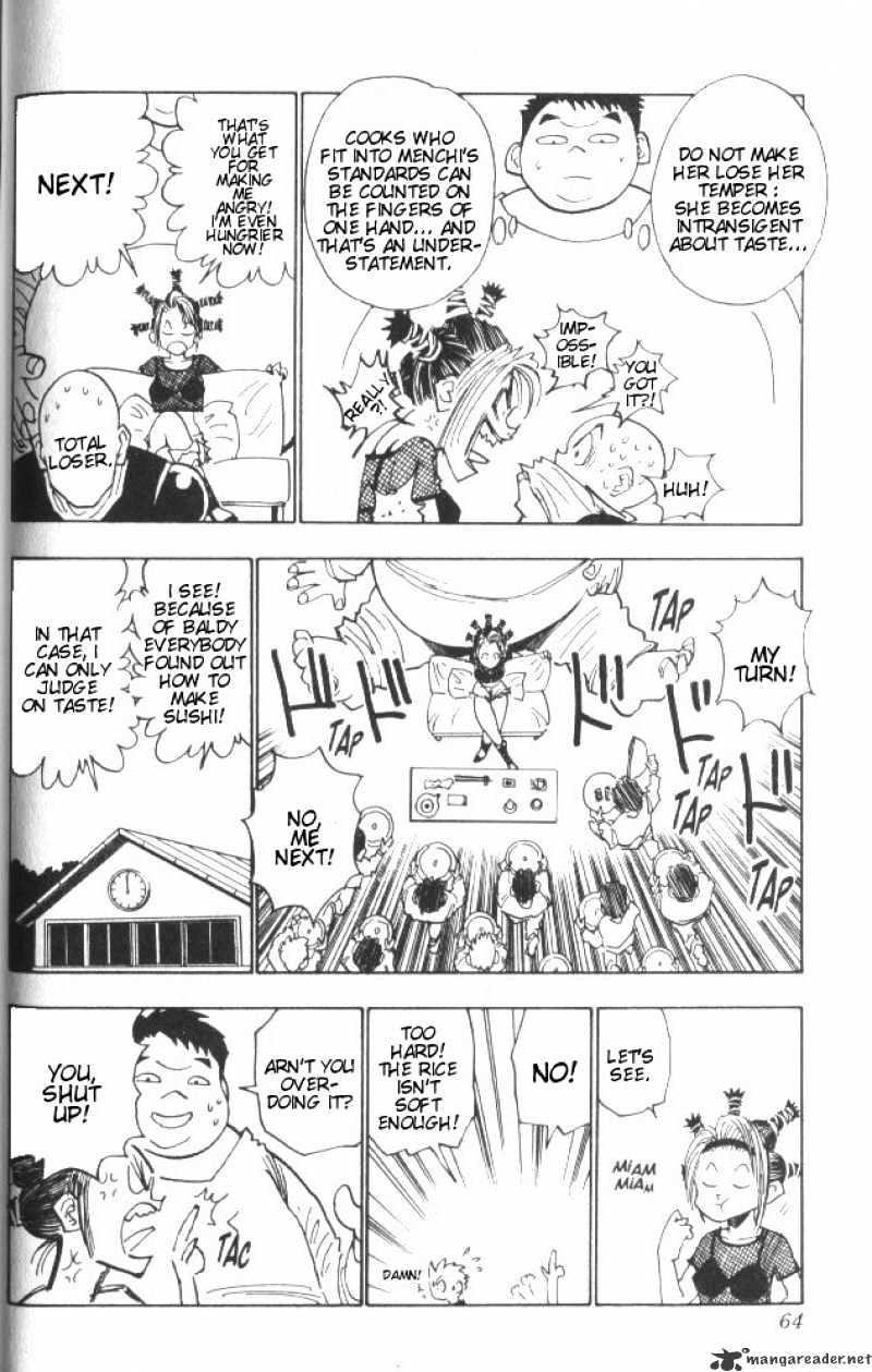 Hunter X Hunter Chapter 11  Online Free Manga Read Image 19