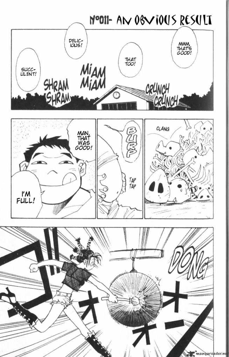 Hunter X Hunter Chapter 11  Online Free Manga Read Image 2