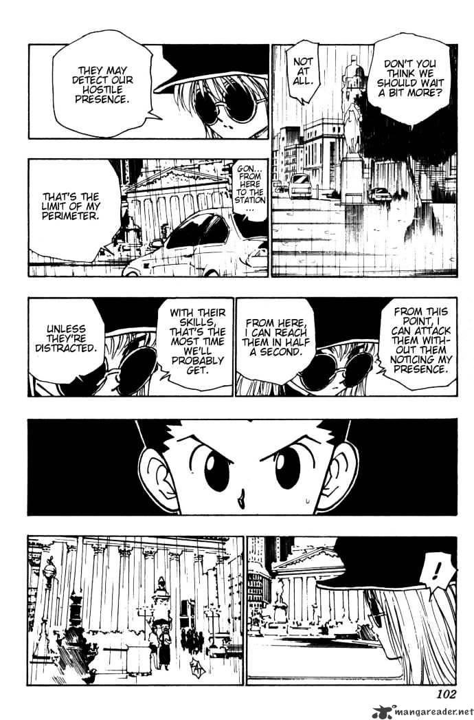 Hunter X Hunter Chapter 110  Online Free Manga Read Image 10