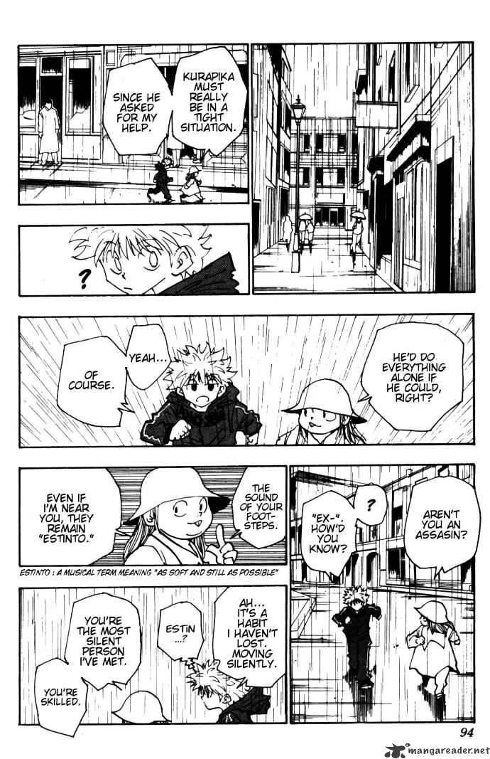 Hunter X Hunter Chapter 110  Online Free Manga Read Image 2