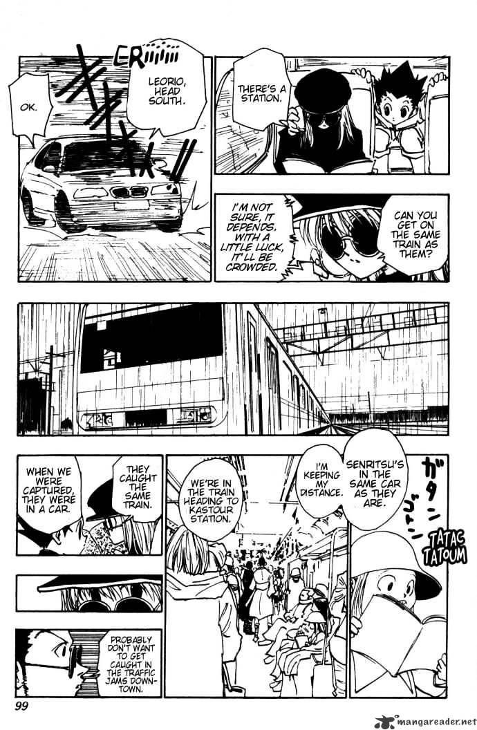 Hunter X Hunter Chapter 110  Online Free Manga Read Image 7