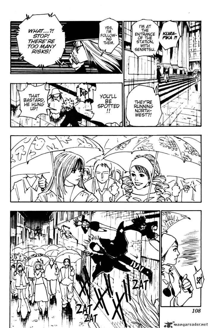 Hunter X Hunter Chapter 111  Online Free Manga Read Image 4