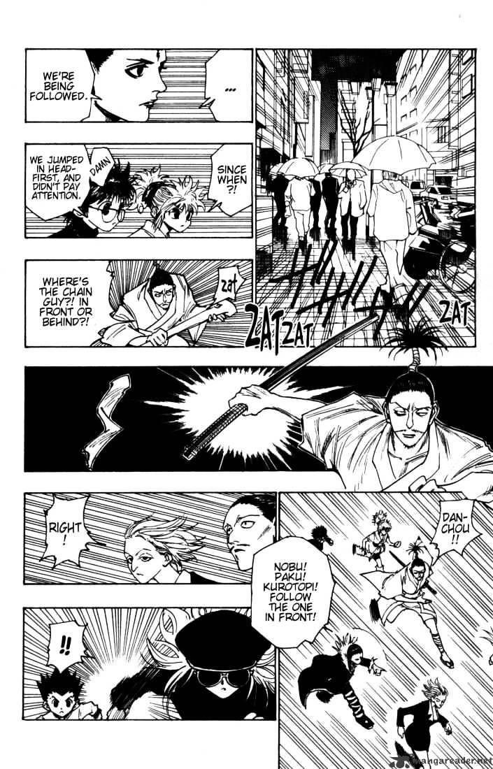 Hunter X Hunter Chapter 111  Online Free Manga Read Image 6