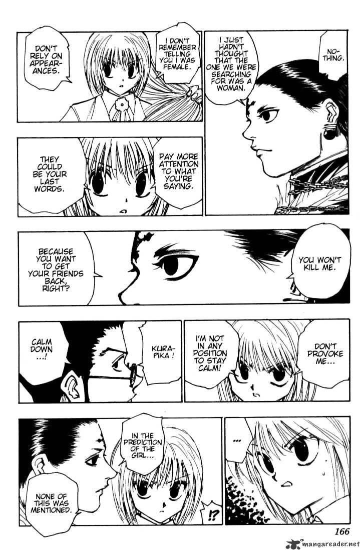 Hunter X Hunter Chapter 114  Online Free Manga Read Image 14