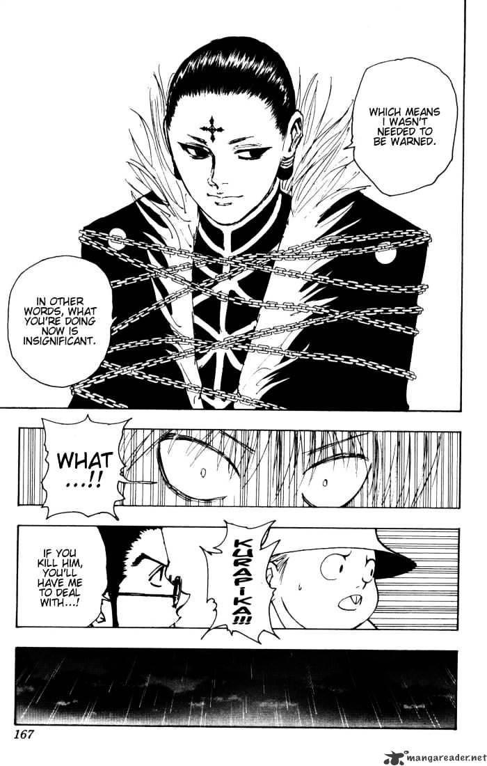 Hunter X Hunter Chapter 114  Online Free Manga Read Image 15