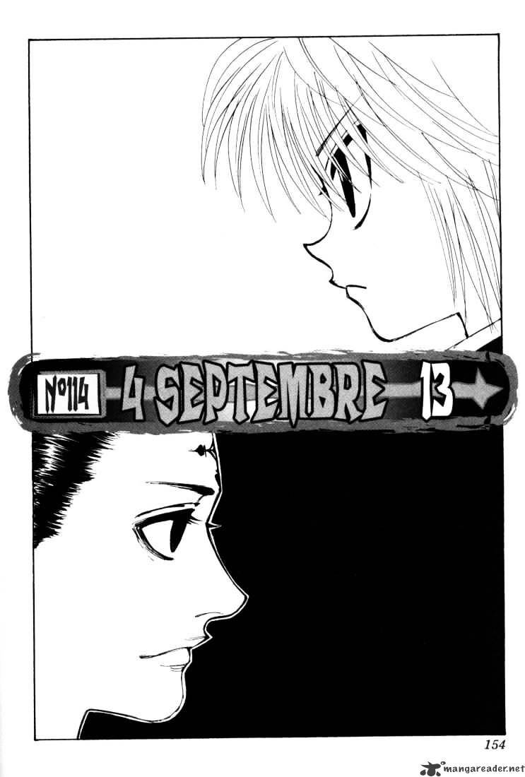 Hunter X Hunter Chapter 114  Online Free Manga Read Image 2